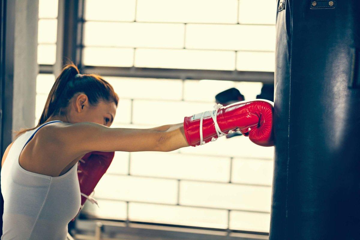 бокс для подростка метро коломенская