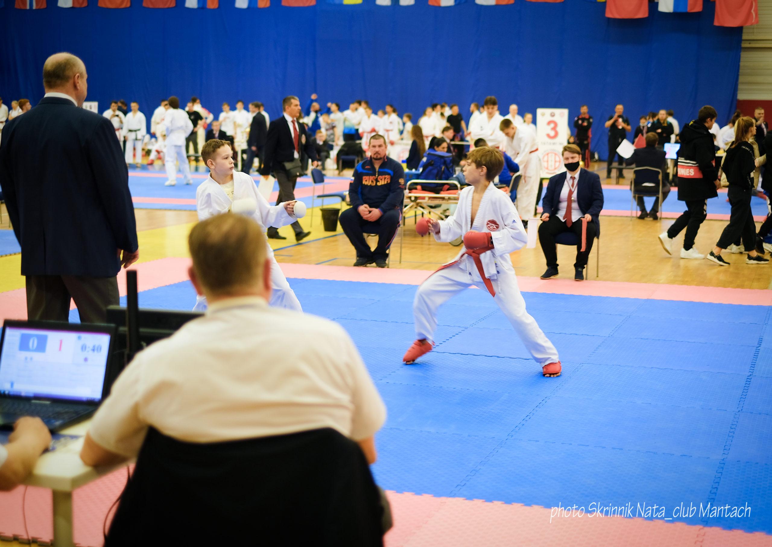 Соревнования Сито-рю Лобня 2021