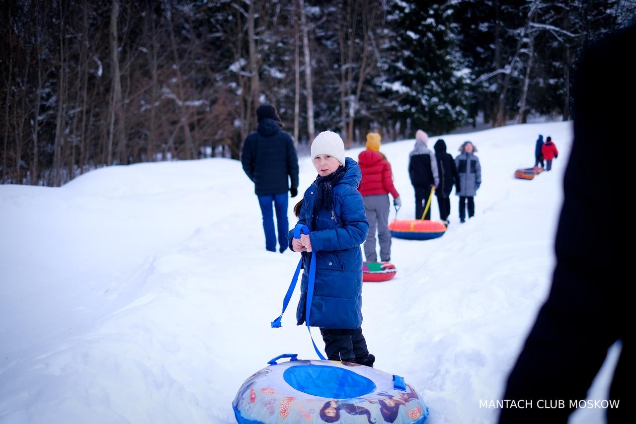 Зимний лагерь 2021