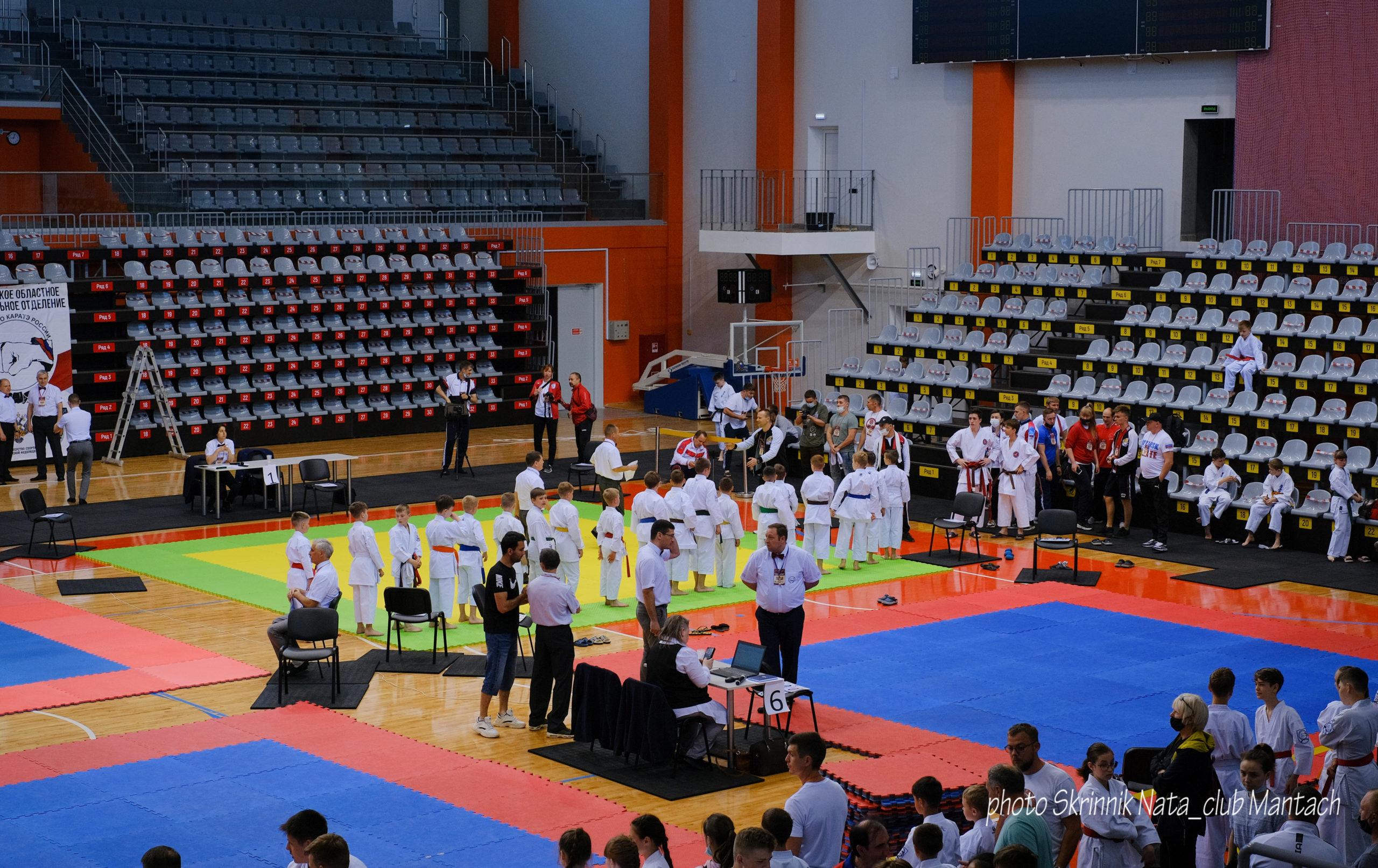 Соревнования в Иваново 2021