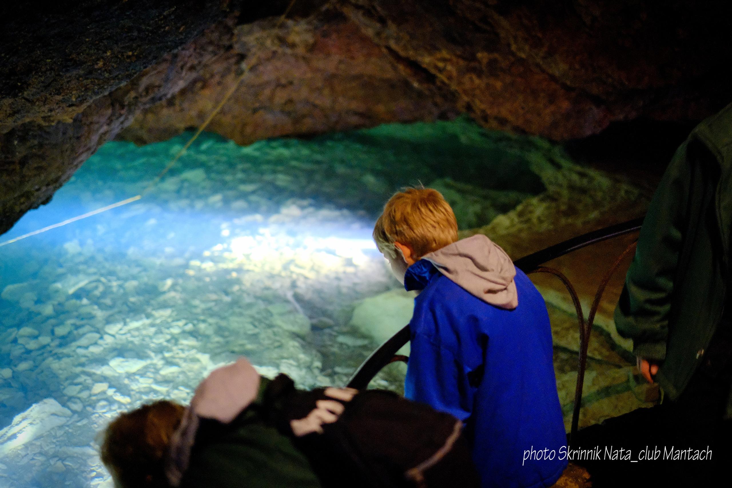 Пещера красная 2021